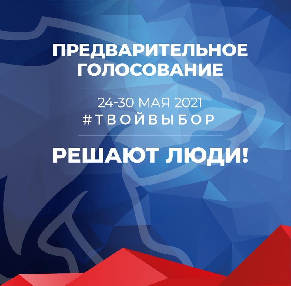Жители Тульской области смогут внести вклад в формирование региональной программы развития на площадках предварительного голосования «Единой России».