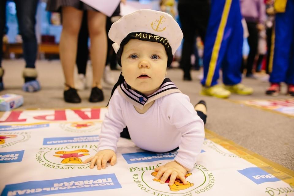 «Маленький чемпион» состоится 29 мая в манеже легкоатлетического комплекса имени Елесиной