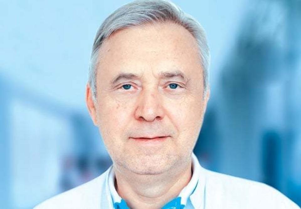 Поздравляем с 65-летием доктора медицинских наук Станислава Гроппа