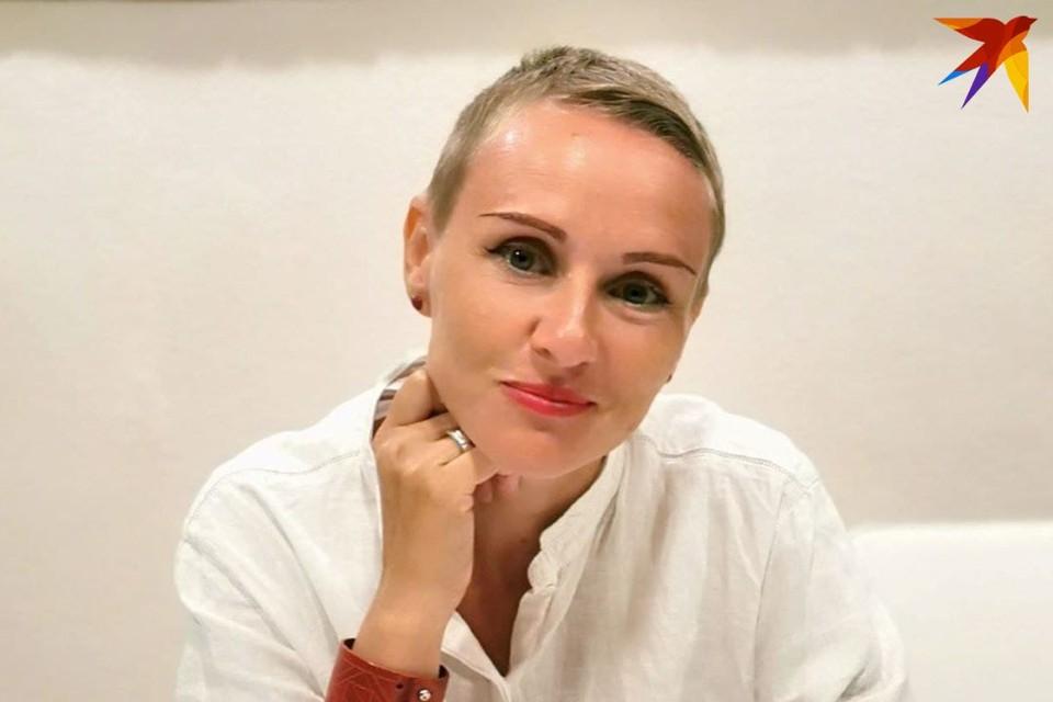 Катарина на себе прочувствовала разницу между белорусским и немецким педобразованием. Фото: личный архив
