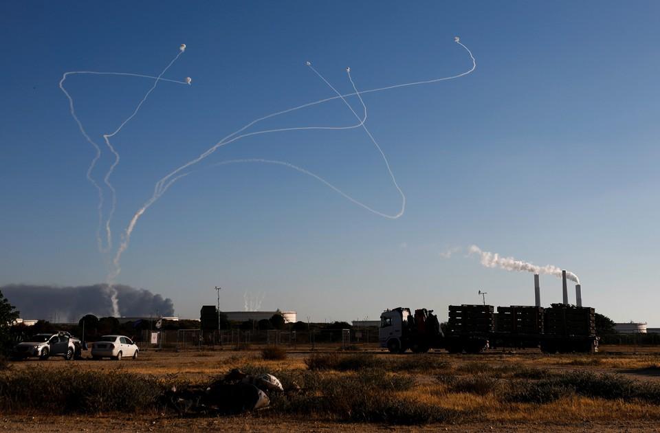 Эскалация конфликта Палестины и Израиля продолжается с 10 мая