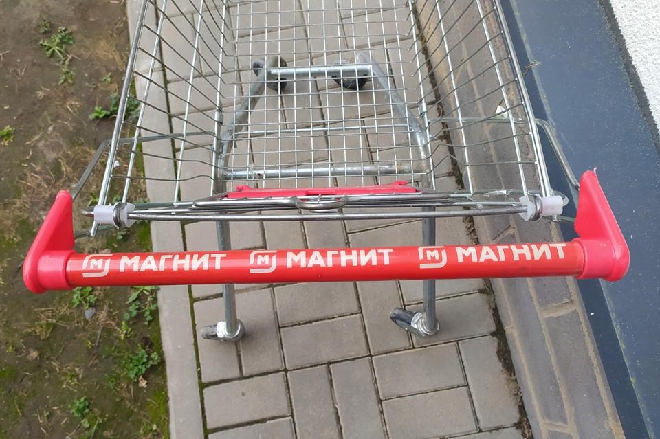 """""""Магнит"""" объявил о покупке сети магазинов """"Дикси"""""""