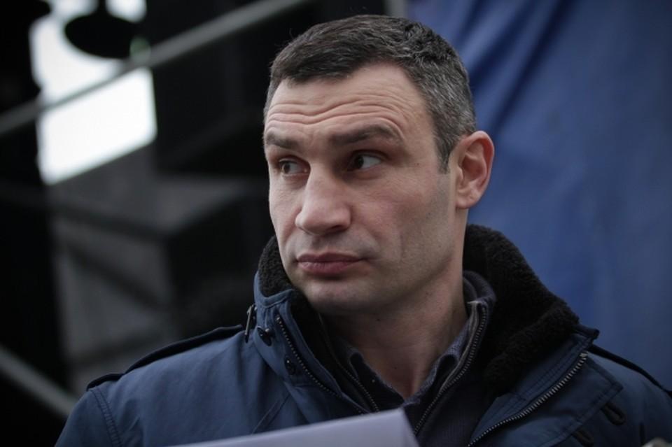 Виталий Кличко раскрыл подробности визита вооруженных людей в его подъезд
