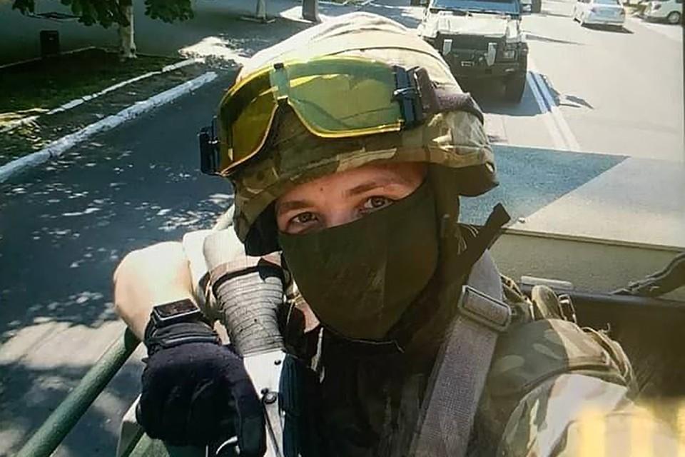 """Основатель Nexta служил в батальоне """"Азов"""""""