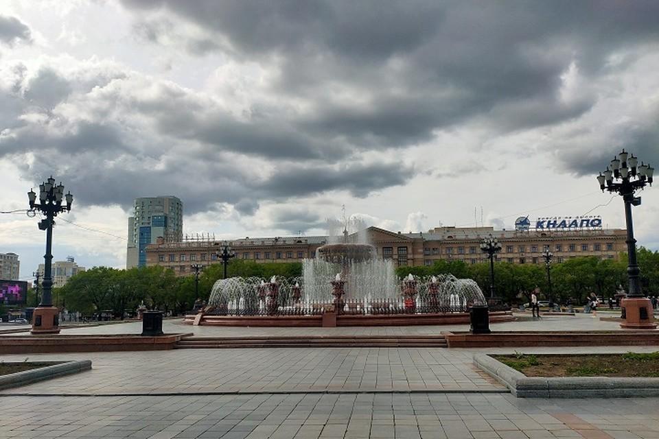Где перекроют дороги в Хабаровске на День города в 2021 году