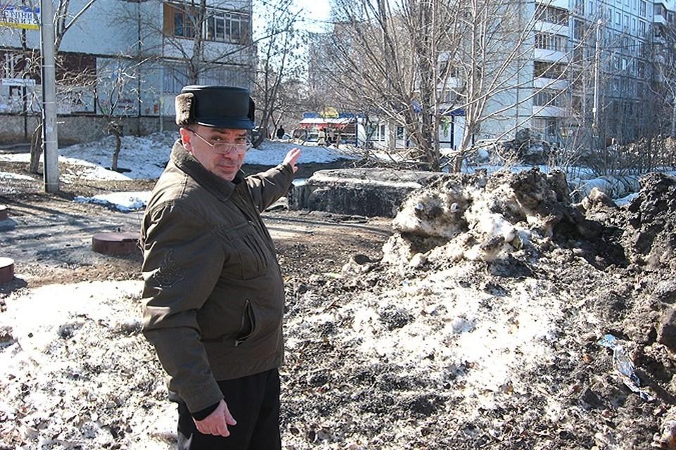 Георгий Кутузов был известным в городе человеком