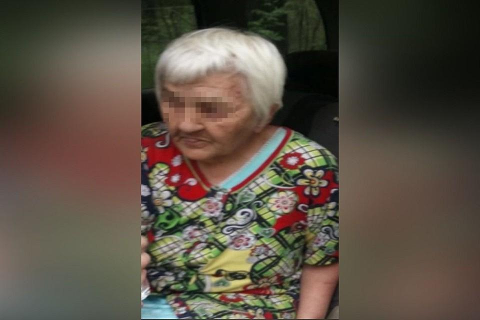 """Поиски 80-летней женщины, не вернувшейся с прогулки в Бердске, завершены. Фото: """"ЛизаАлерт Новосибирск""""."""