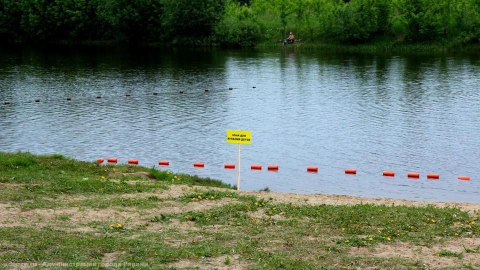 Пляжи Рязани: где уже можно купаться, а где пока нет.