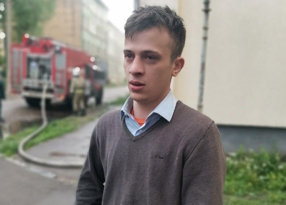 Александр Степанов.