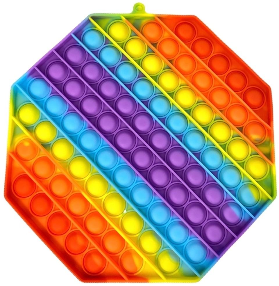 Психолог объяснила, зачем тюменским детям нужны разноцветные коврики с пузырьками. Фото: Я. Маркет