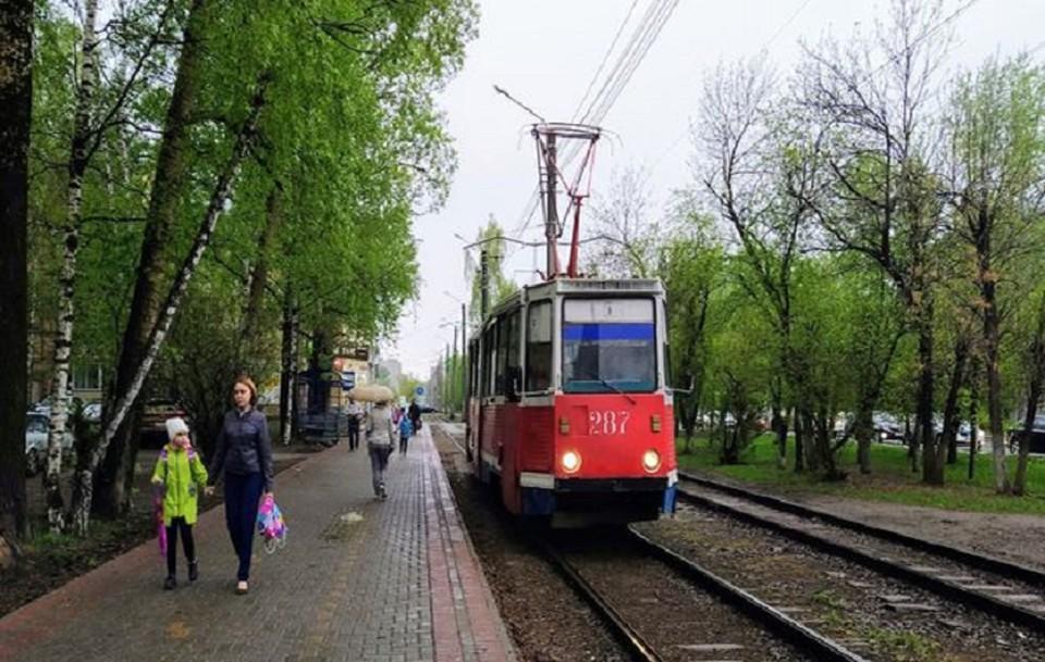 В воскресенье, 30 мая, в Томске трамваи временно изменят привычные маршруты движения. А вот 6 июня некоторые номера совсем не выйдут на линии до 17 часов. Фото предоставлено пресс-службой администрации Томска (В. Доронин).
