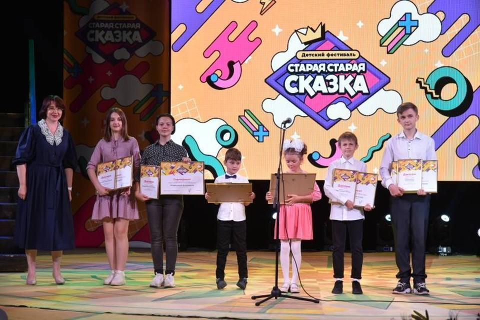 В фестивале приняли участие более 7,5 тысяч детей. Фото предоставлено Правительством Воронежской области