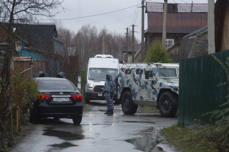 В Ярославской области задержан мужчина, который готовил взрывчатку