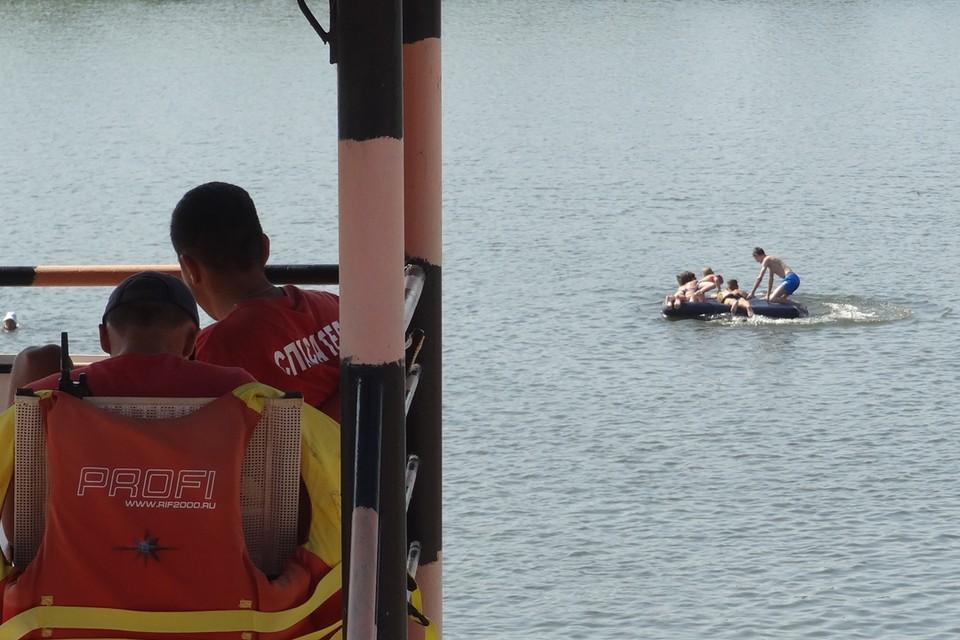 В Ялуторовске третий день ищут 12-летнего Даниила Огудина, которого унесло течением во время купания