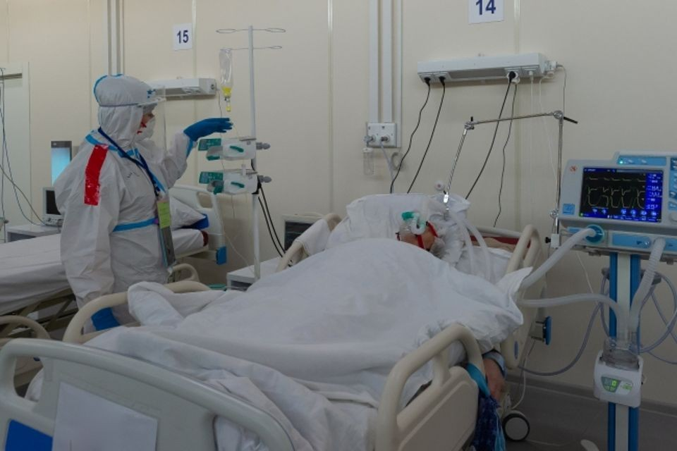 От коронавируса умерли еще два жителя Заполярья.