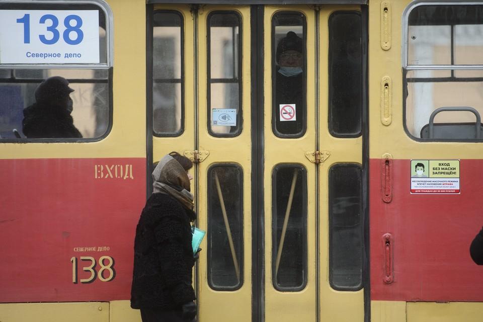 Трамвайные линии построят в Щербинках и Седьмом микрорайоне.