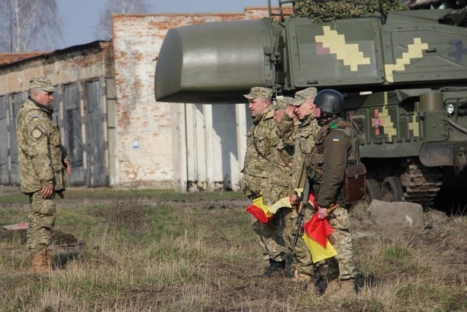 ВСУ выпустили боевую ракету по жилому дому на окраине Лисичанска. Фото: Штаб ООС