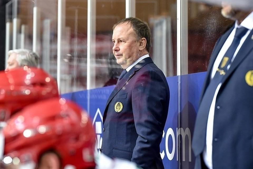 Команда Захарова - худшая в своей группе А. Фото: hockey.by
