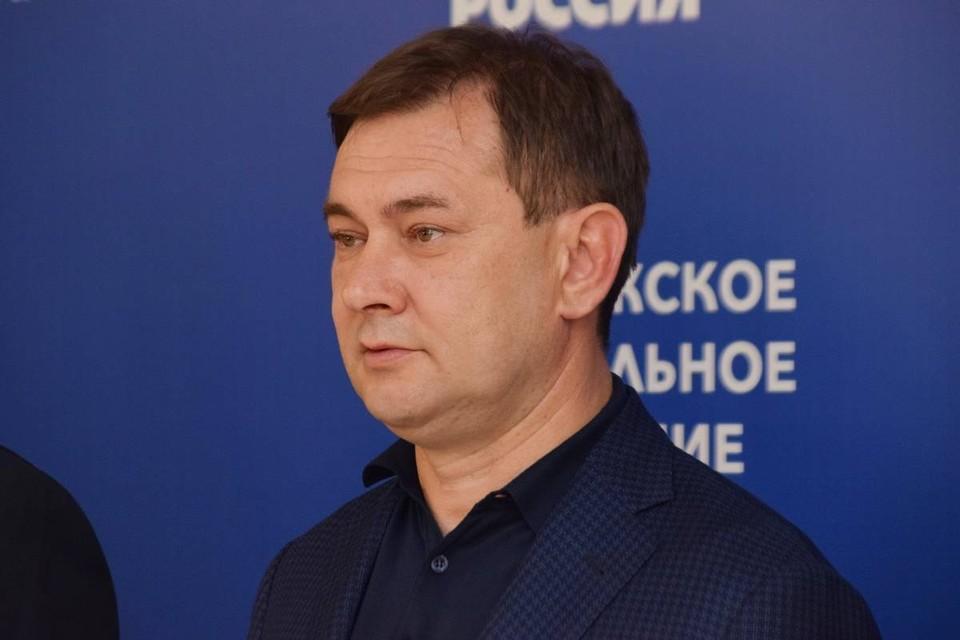Владимир Нетесов.