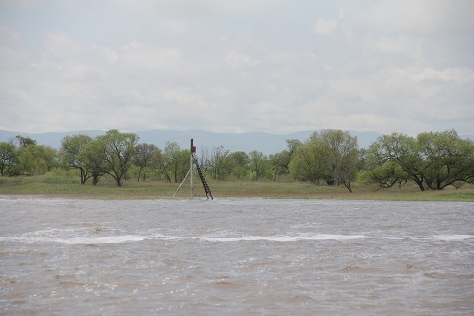 Паводок в Хабаровском крае: Верхнебуреинский район освободился от воды