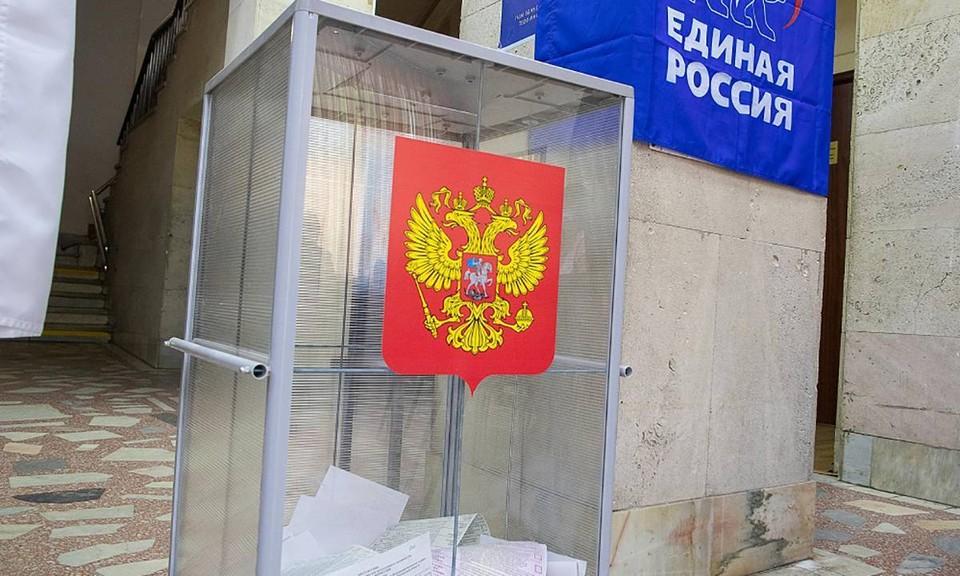 По словам организаторов голосования, выборы прошли на высоком уровне
