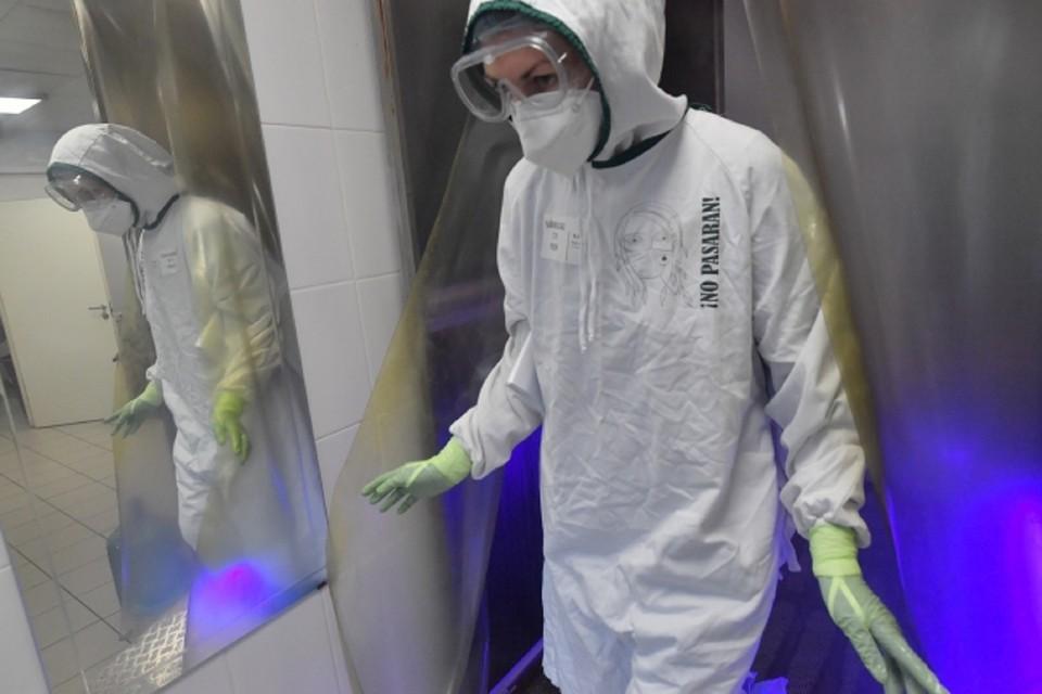 В Ростовской области коронавирусом заразились еще 176 человек