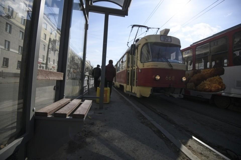 Система электрического трамвая в Евпатории, открытая в 1914 году, является одной из достопримечательностей города.