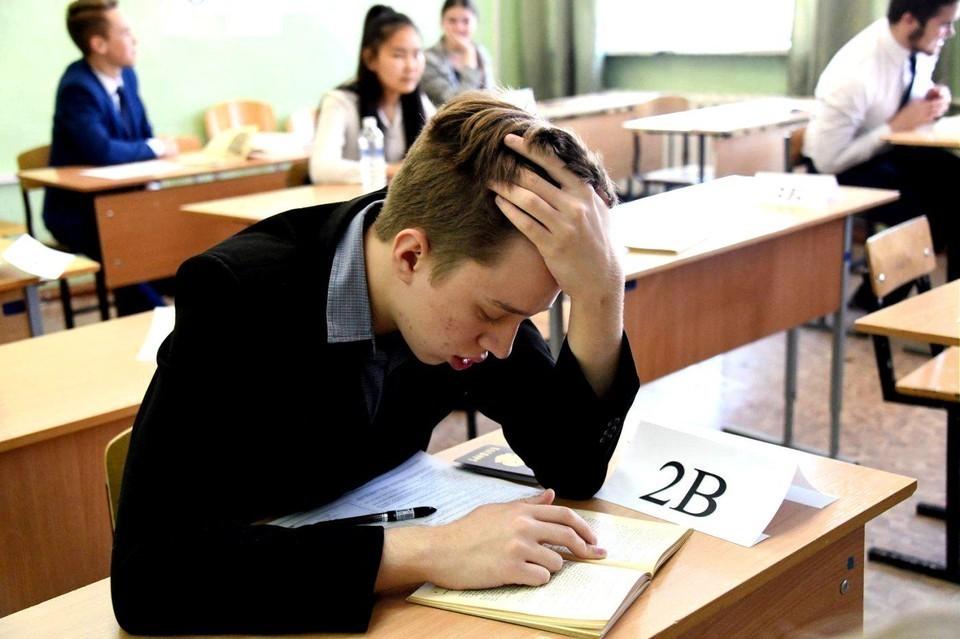 ЕГЭ в этом году будут сдавать 4 386 школьников