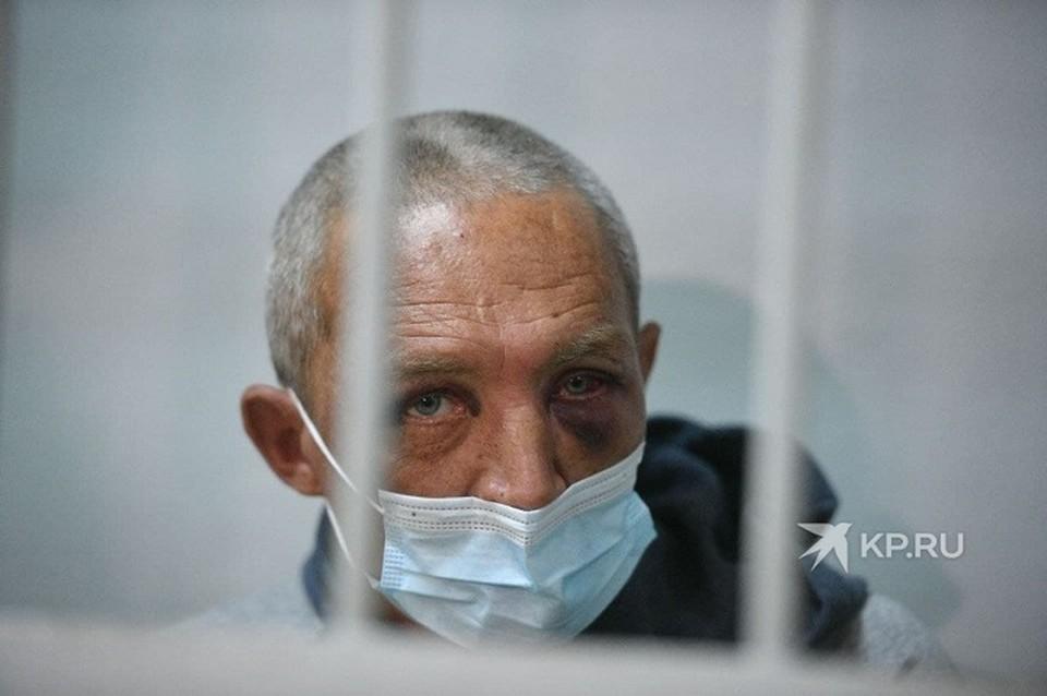 Сергею Болкову тяжело говорить на суде