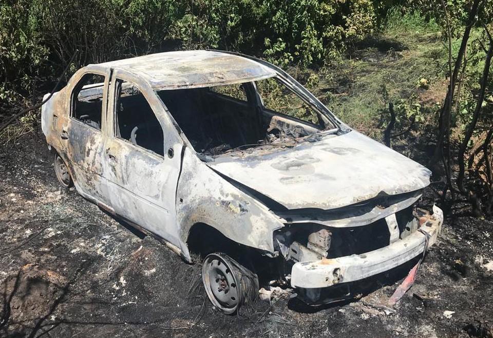 Водитель скончался на месте до приезда медиков