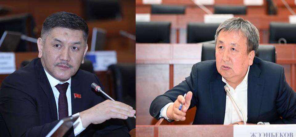 Депутатов парламента задержали по подозрению в коррупции.