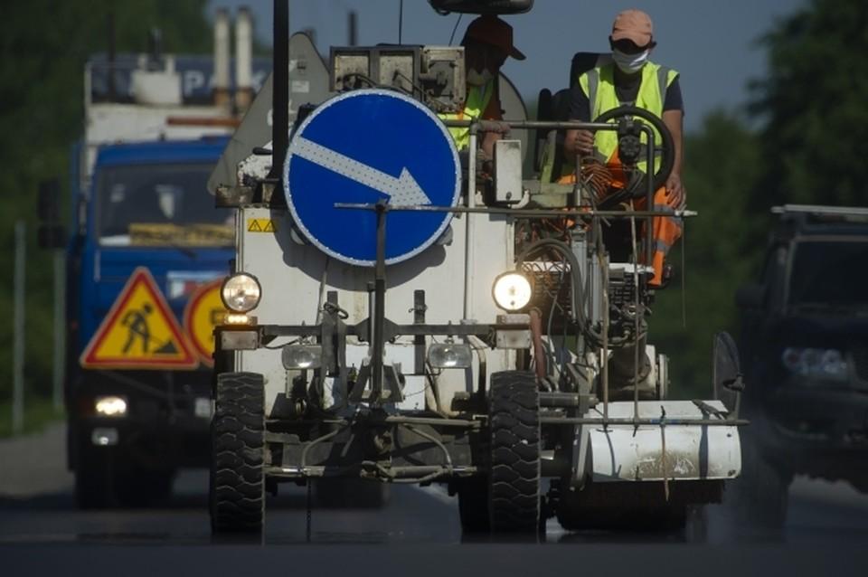 Ямочный ремонт провели на 125 улицах Смоленска.