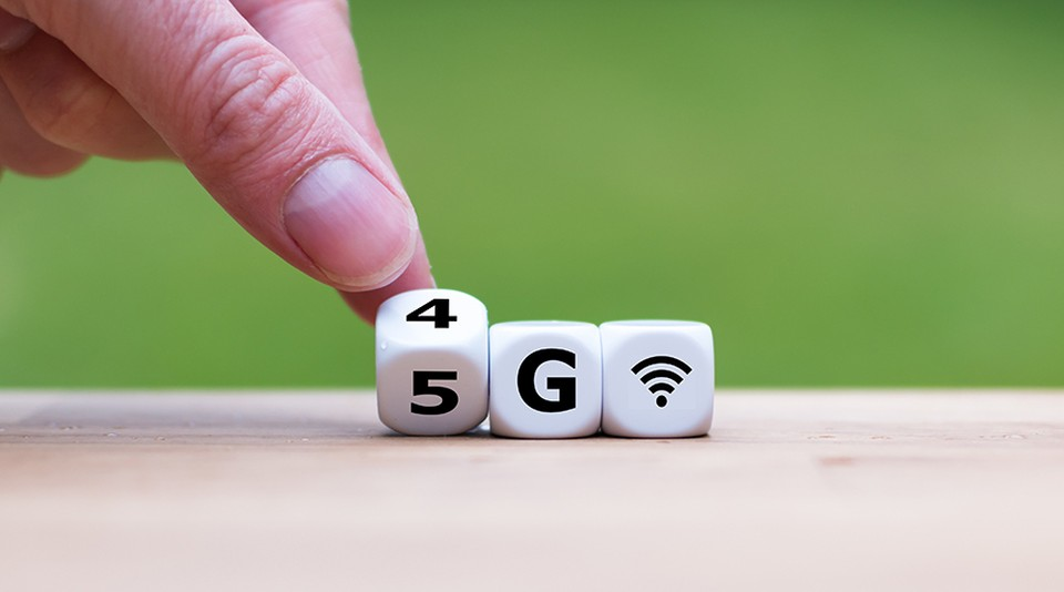 МегаФон тестирует сеть 5G. Фото предоставлено компанией