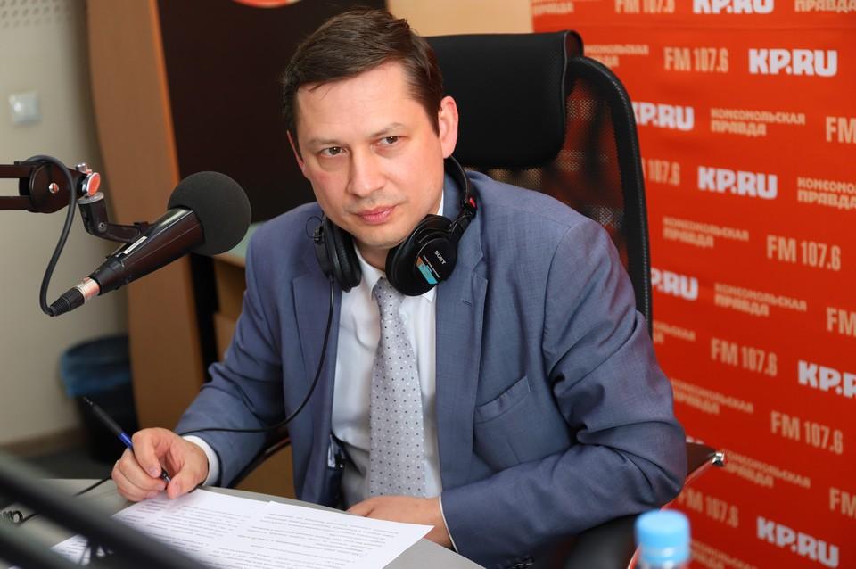 Раньше Фонд ОМС возглавлял Павел Митрошин
