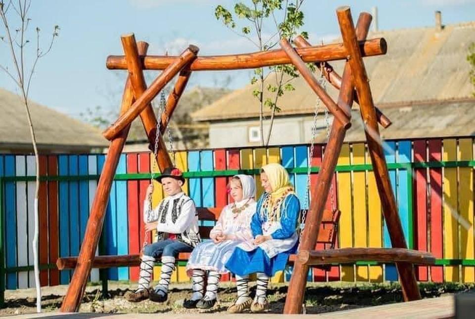 Игорь Додон поздравил всех детей страны по случаю Международного дня защиты детей. Фото:facebook.com/dodon.igor