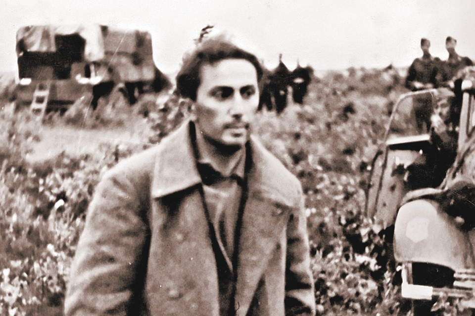 Яков Джугашвили. Фото: Scherl/GLOBAL LOOK PRESS