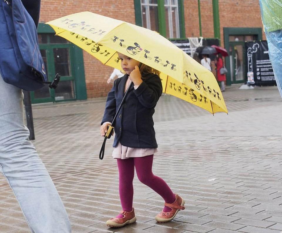 В День защиты детей туляков зовут под купол чудо-зонтика
