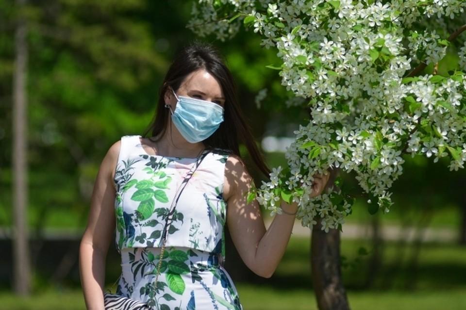 Один из популярных среди волгоградцев вопрос: а зачем носить маски?