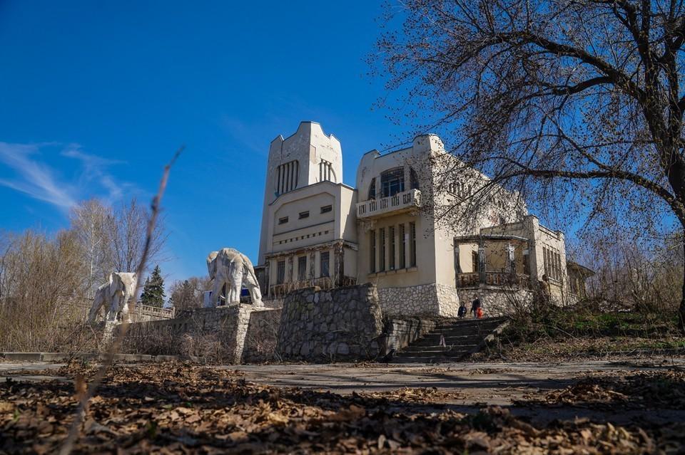 В Самаре ищут реставраторов для Дачи Головкина