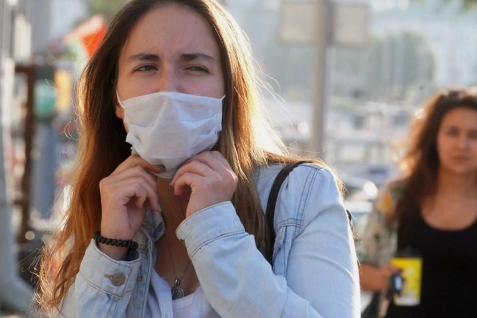 Вероятными источниками выброса веществ назвали предприятия, расположенные в северной части города.
