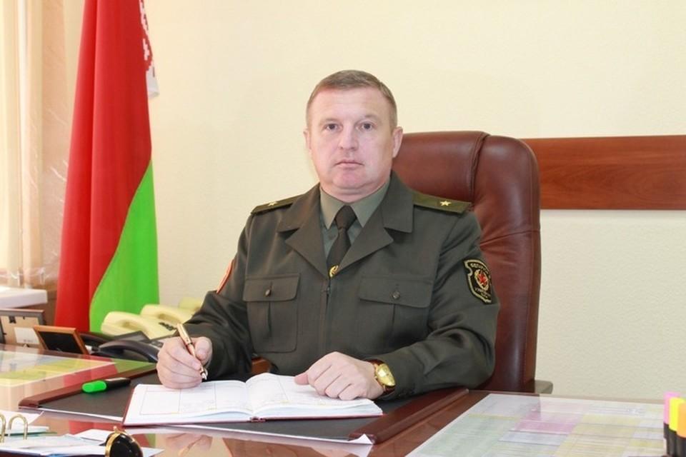 Лукашенко освободил от должности первого заместителя начальника тыла Вооруженных сил. Фото: Минобороны