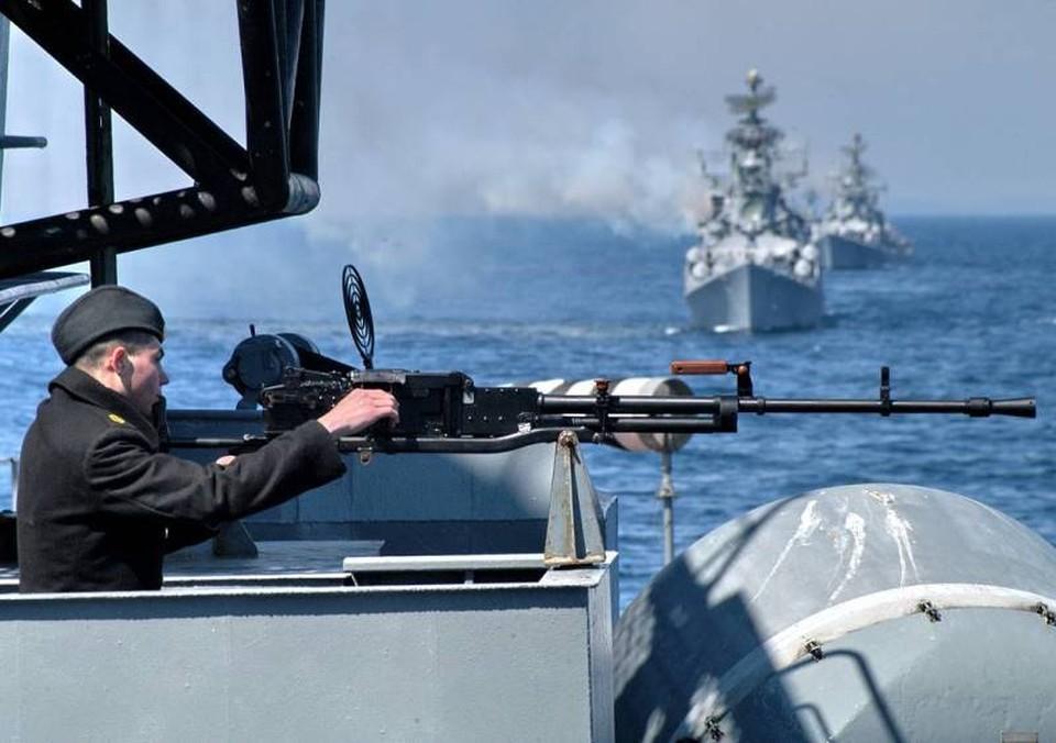 Моряки выявят самых умелых. Фото: архив «КП»-Севастополь»