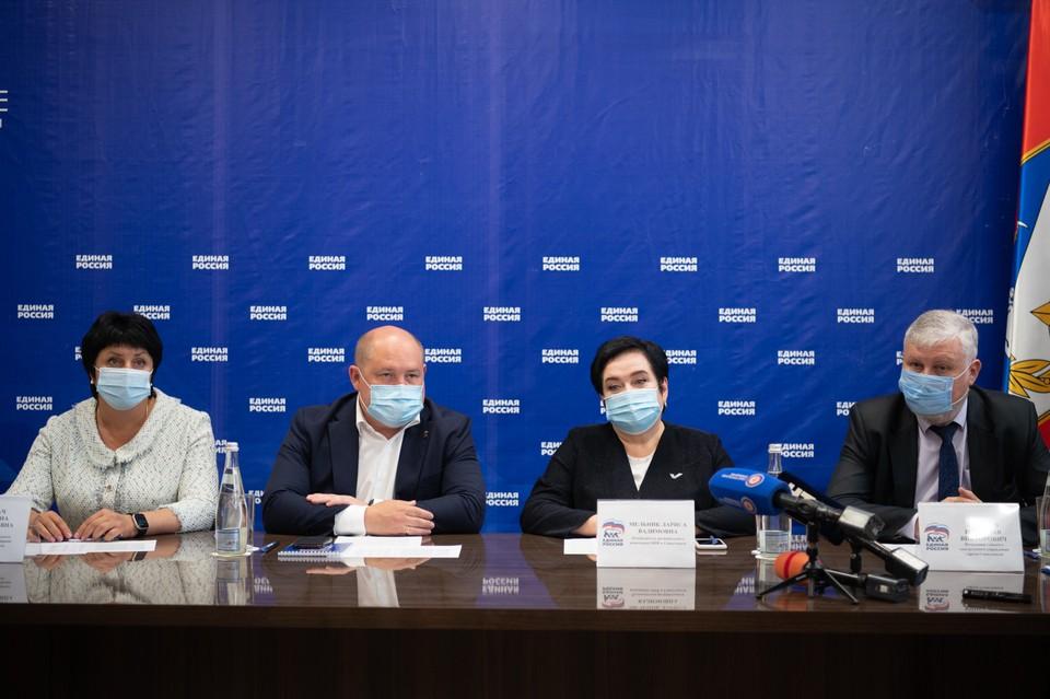 Список кандидатов окончательно утвердят на съезде партии 19 июня