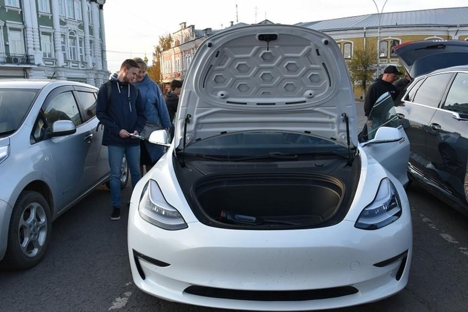 За электромобилями - будущее