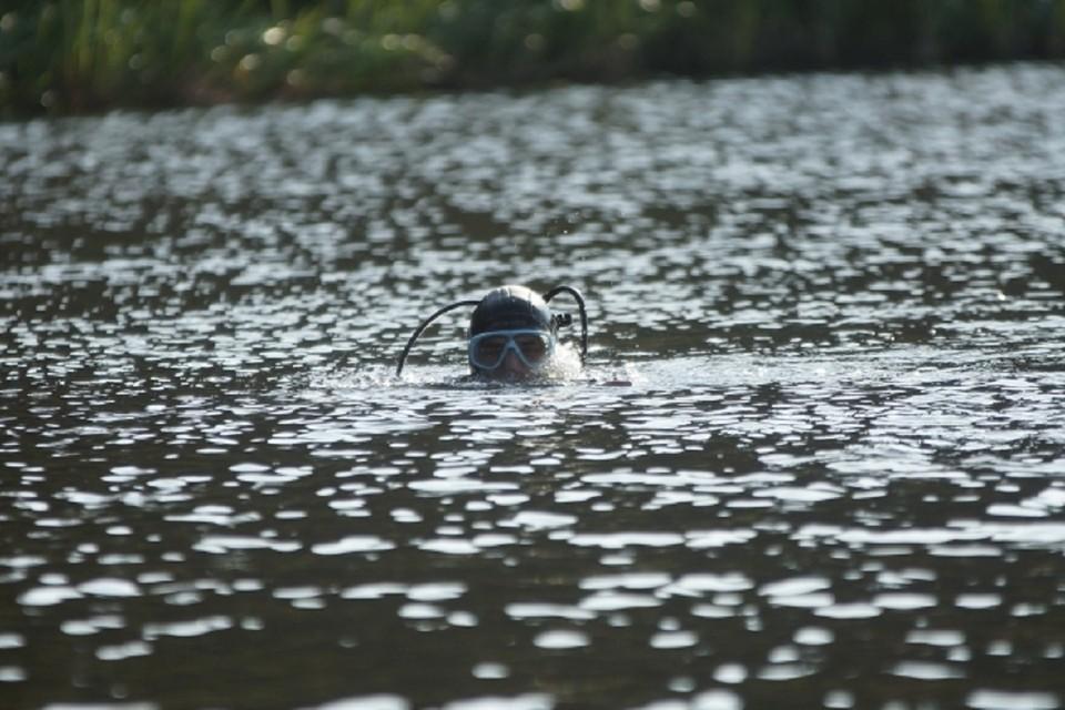 Новосибирские водолазы достали из Оби умершего мужчину
