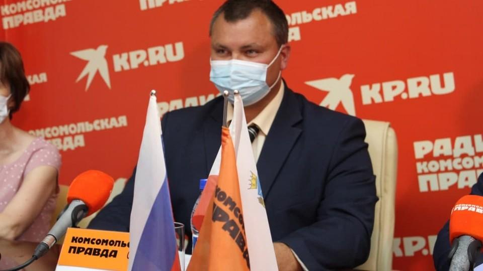 Павел Кориков