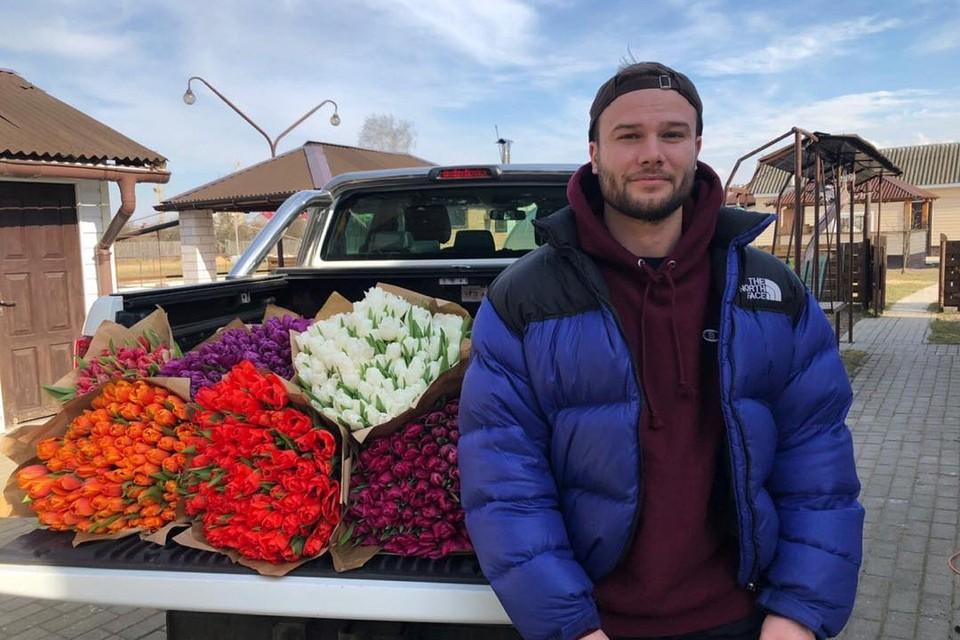 Белорусский рэпер Макс Корж отправился на отдых в Афганистан. Фото: Instagram / maxkorzhmus