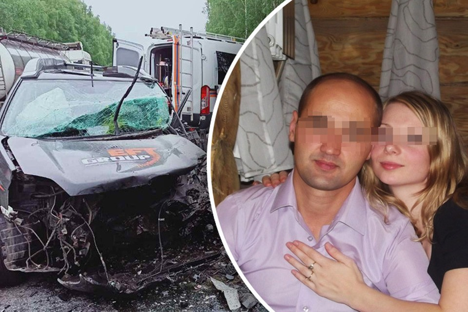 "Супруги Ирина и Игорь, ехавшие в ""Ниссане"", погибли на месте."