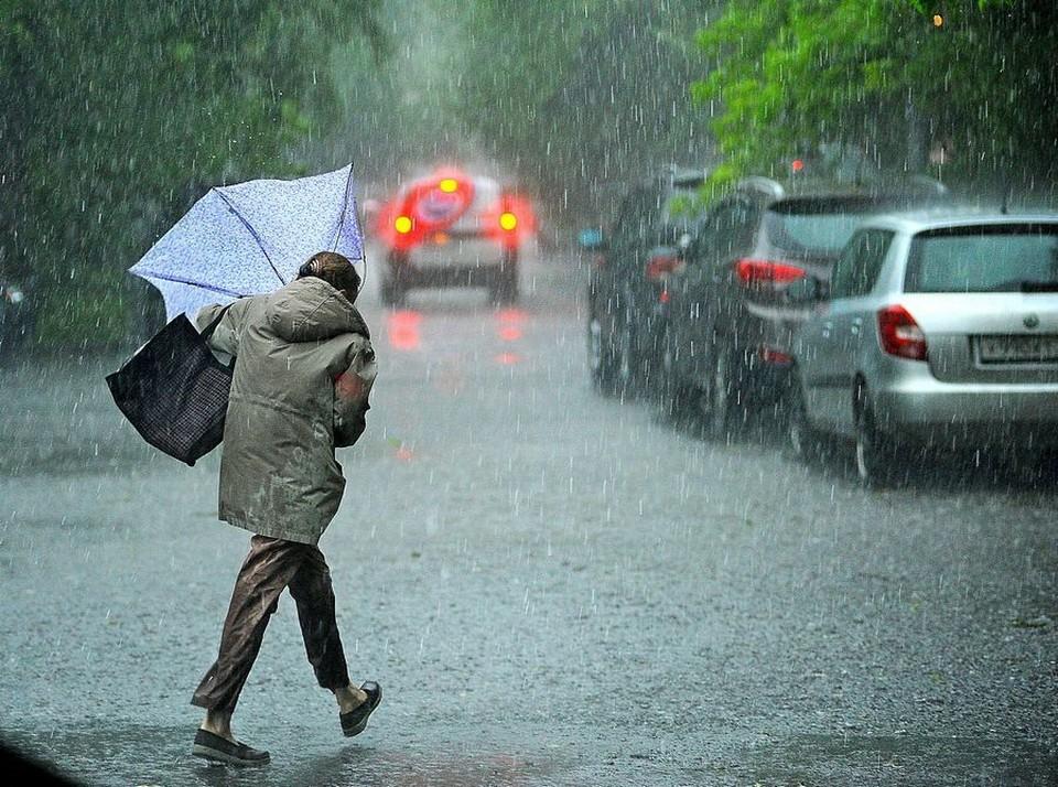 Дожди продолжают свое шествие по Молдове. Фото: соцсети