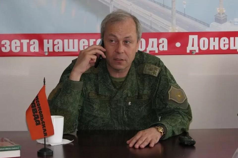 Эдуард Басурин рассказал, что Киев собирается заминировать Донбасс по-новому